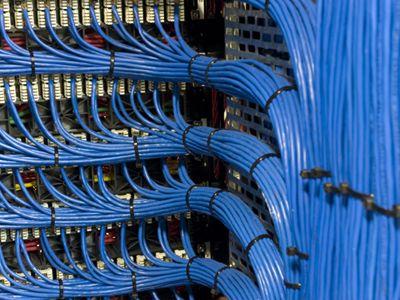 прокладка локальных компьютерных сетей