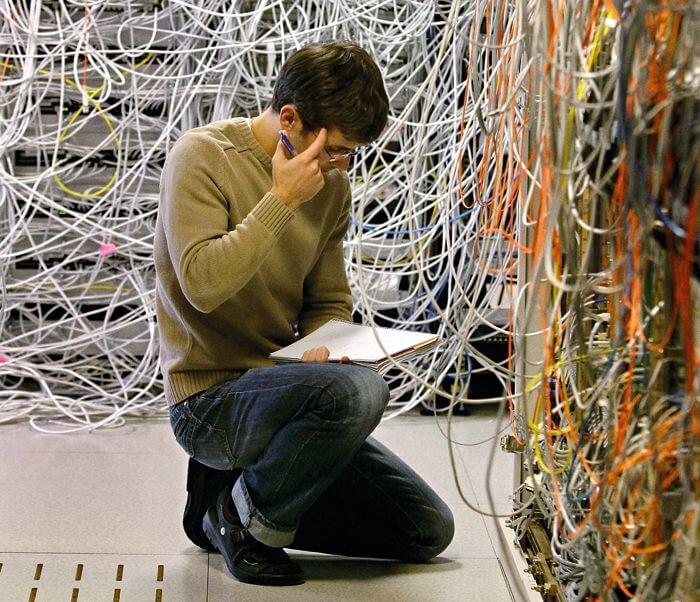 проектирование сетей спб