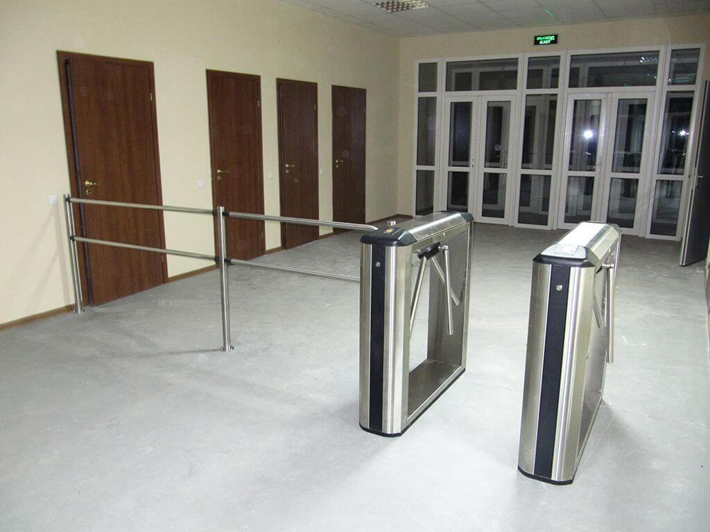 проходной терминал в СПб
