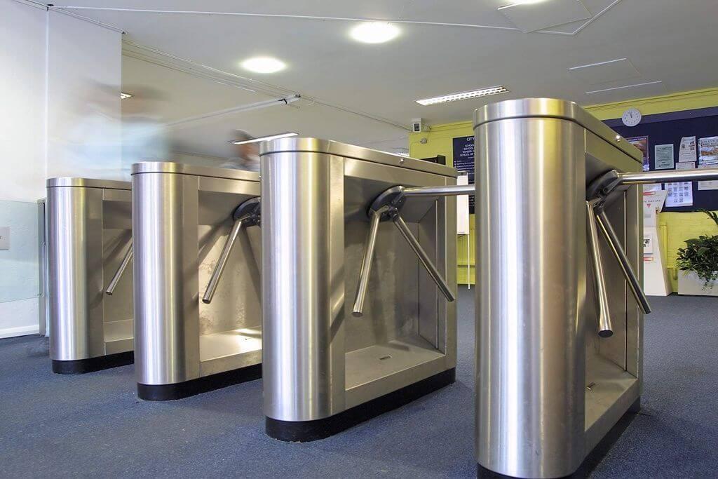 проходной терминал