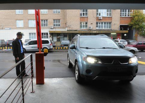 установка парковочных систем