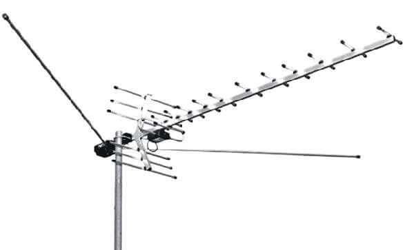 установка антенн для цифрового тв