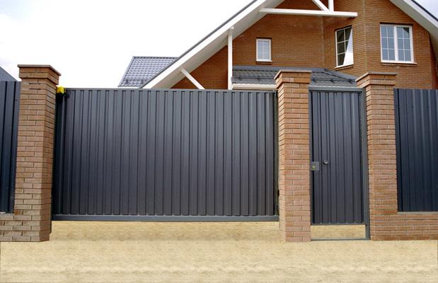установка автоматических гаражных ворот цена