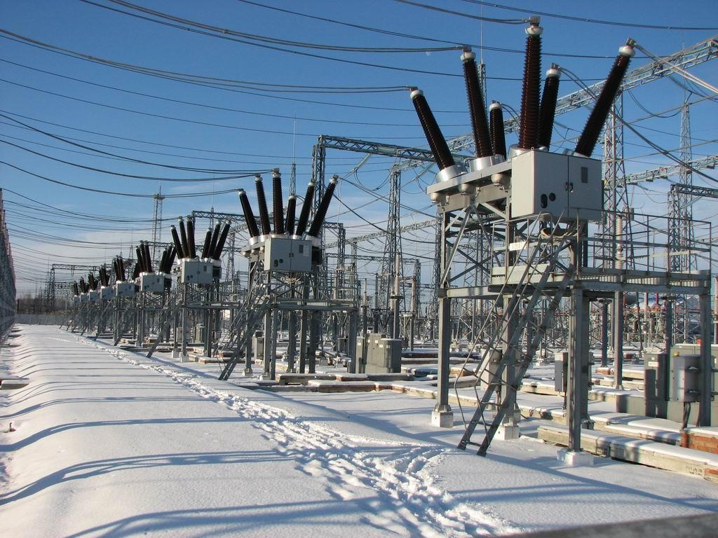 проектирование электрической сети промышленного района